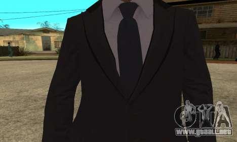 Mens Look [HD] para GTA San Andreas segunda pantalla