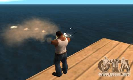 Perfect Weather and Effects for Low PC para GTA San Andreas octavo de pantalla