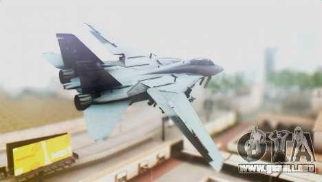 F-14D VF-2 Bounty Hunters para GTA San Andreas left