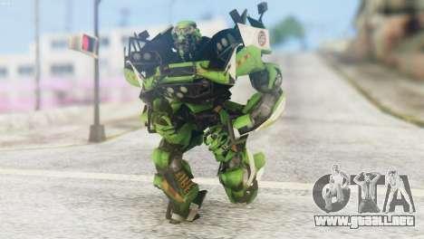 Ratchet Skin from Transformers v2 para GTA San Andreas