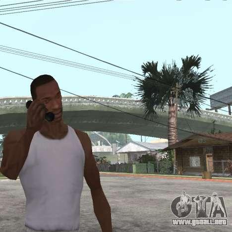 Auricular para GTA San Andreas segunda pantalla