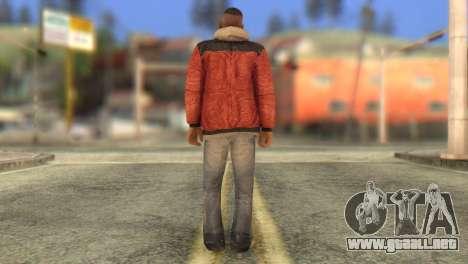 Luis Lopez Skin v3 para GTA San Andreas segunda pantalla