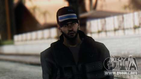 Desmadroso Skin v8 para GTA San Andreas
