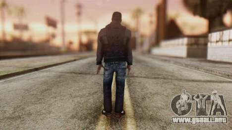 Desmadroso Skin v8 para GTA San Andreas tercera pantalla