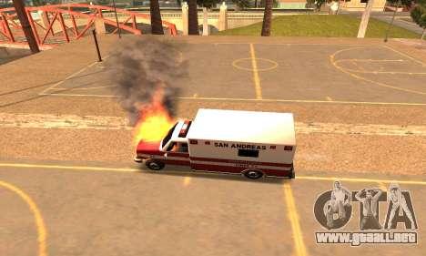 Perfect Weather and Effects for Low PC para GTA San Andreas tercera pantalla