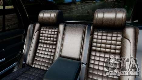 Range Rover Vogue Lumma Stratech para visión interna GTA San Andreas