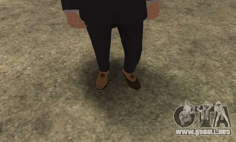 Mens Look [HD] para GTA San Andreas tercera pantalla