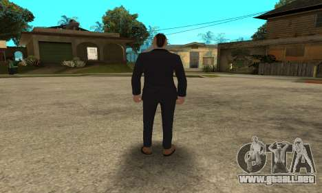 Mens Look [HD] para GTA San Andreas séptima pantalla