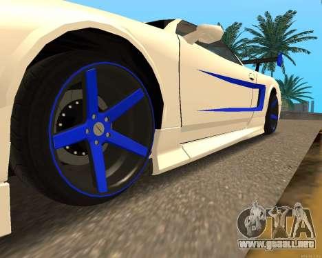 Infernus Piel para la visión correcta GTA San Andreas