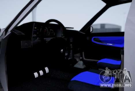 Daewoo Nexia 2006 para vista lateral GTA San Andreas