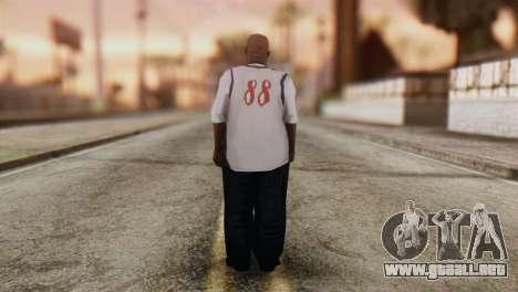 Big Smoke Skin 3 para GTA San Andreas tercera pantalla