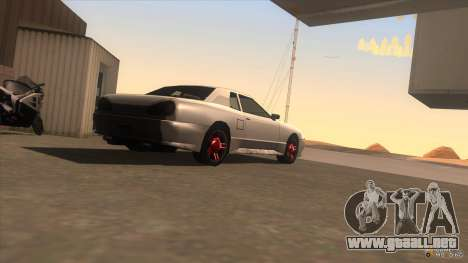 Super Elegy para GTA San Andreas left