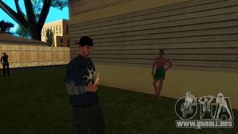 Partido de Jefferson para GTA San Andreas séptima pantalla