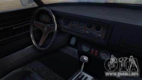 GTA 5 Pegassi Monroe IVF para la visión correcta GTA San Andreas