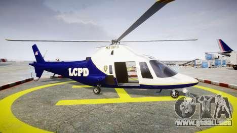 Buckingham Swift LCPD para GTA 4 left