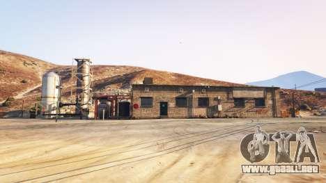 GTA 5 Camiones v1.4 tercera captura de pantalla