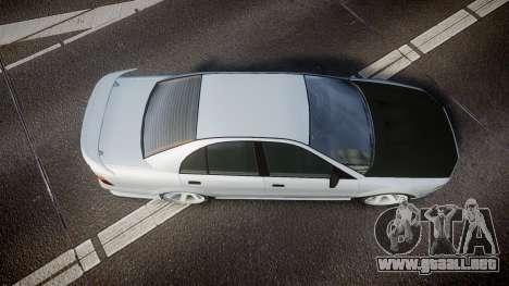 Maibatsu Vincent 16V Sport para GTA 4 visión correcta