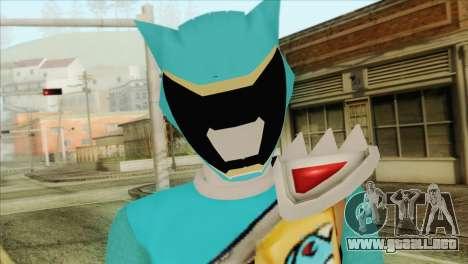 Power Rangers Skin 1 para GTA San Andreas tercera pantalla