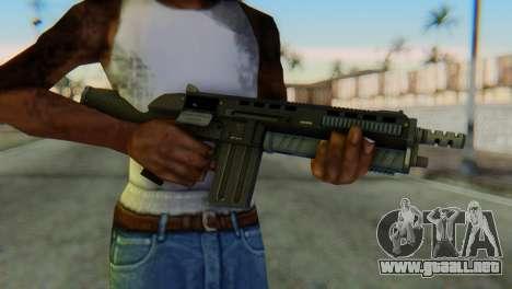 Assault Shotgun GTA 5 v1 para GTA San Andreas tercera pantalla