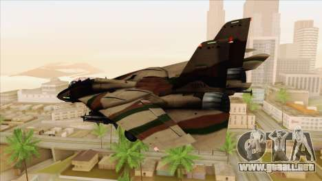 Grumman F-14A IRIAF para GTA San Andreas left