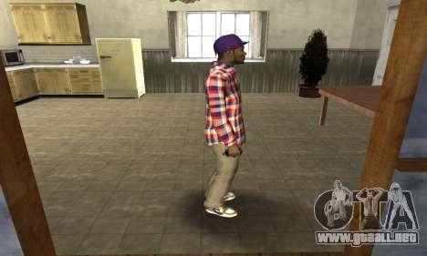 Ballas Cool Pack para GTA San Andreas novena de pantalla