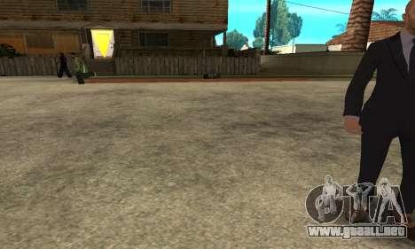 Mens Look [HD] para GTA San Andreas sucesivamente de pantalla