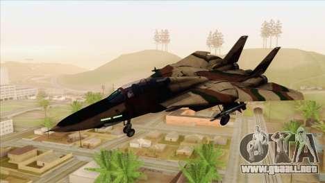 Grumman F-14A IRIAF para GTA San Andreas