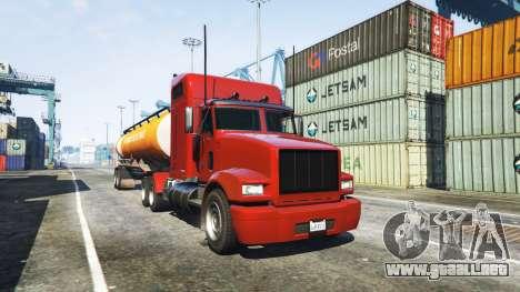 GTA 5 Camiones v1.4