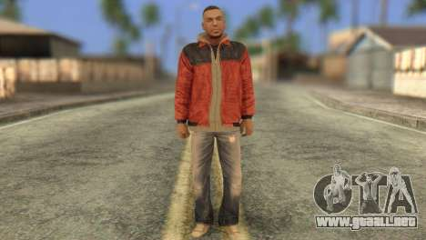 Luis Lopez Skin v3 para GTA San Andreas
