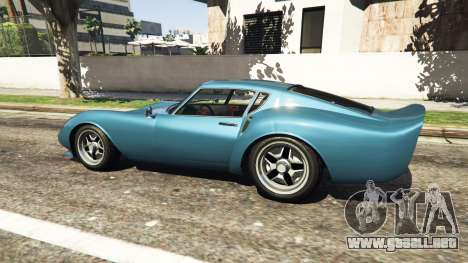 GTA 5 Super speed car segunda captura de pantalla