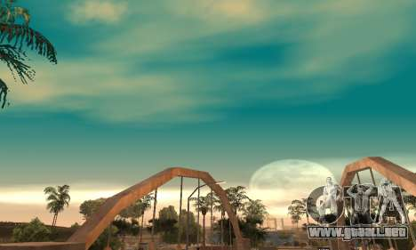 Perfect Weather and Effects for Low PC para GTA San Andreas sexta pantalla
