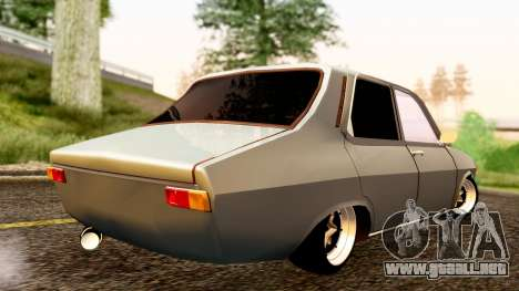 Dacia 1300 Tuning para GTA San Andreas left