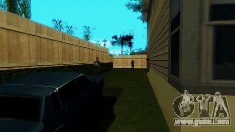 Partido de Jefferson para GTA San Andreas sexta pantalla