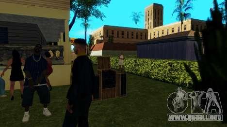 Partido de Jefferson para GTA San Andreas quinta pantalla
