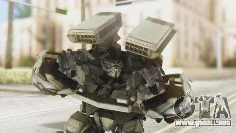 Des Titan Skin from Transformers para GTA San Andreas