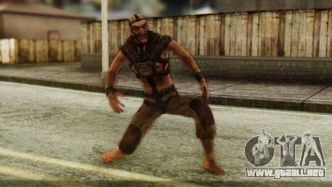 Lunatic NPC from Batman Arkham Asylum para GTA San Andreas