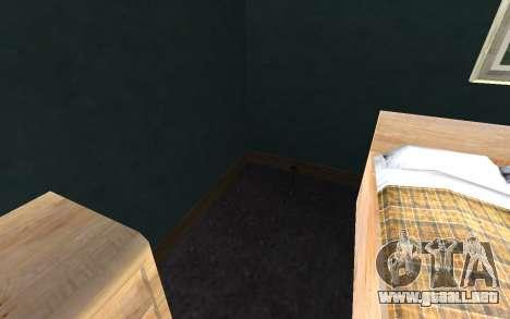 Auricular para GTA San Andreas quinta pantalla