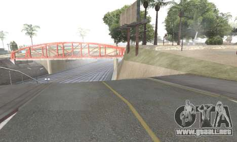 Perfect Weather and Effects for Low PC para GTA San Andreas séptima pantalla