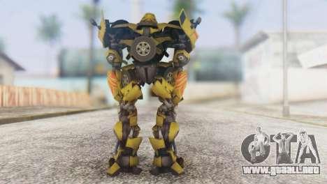 Ratchet Skin from Transformers v1 para GTA San Andreas tercera pantalla