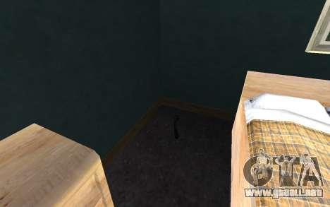 Auricular para GTA San Andreas sucesivamente de pantalla