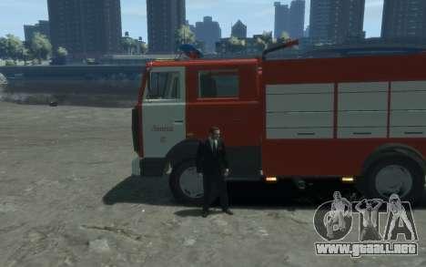 MAZ 533702 Fuego Lipetsk para GTA 4 left
