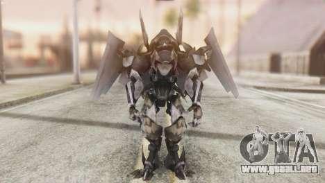 Breakaway Skin from Transformers para GTA San Andreas segunda pantalla