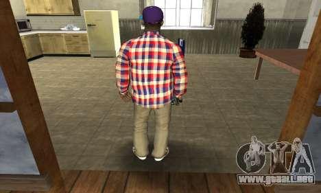 Ballas Cool Pack para GTA San Andreas décimo de pantalla