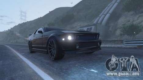 Knight rider v1.0b para GTA 5