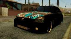 VAZ 2172 Coupe para GTA San Andreas
