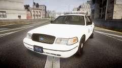 Ford Crown Victoria Metropolitan Police [ELS] para GTA 4