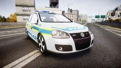 Volkswagen Golf South African Police [ELS]