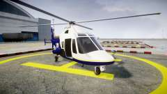 Buckingham Swift LCPD para GTA 4