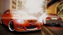 BMW M3 E92 Hamman