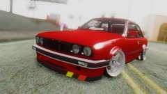 BMW M3 E30 B. O. de la Construcción para GTA San Andreas